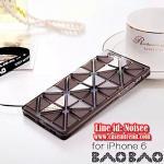 เคส iPhone 5/5s - Baobao สีดำ