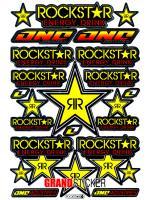 สติ๊กเกอร์ RockStar R6