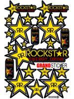สติ๊กเกอร์ RockStar R5