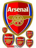 สติ๊กเกอร์อาร์เซนอล Arsenal