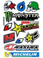 สติ๊กเกอร์รวม Logo R 145