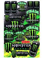 สติ๊กเกอร์ Monster 16