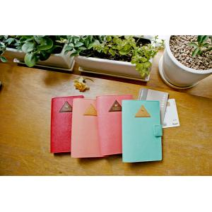 Triangle Humming Bankbook Holder
