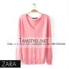 """JumBo size- เสื้อคลุมแขนยาวZara สีชมพูนู้ด ผ้านิ่มมากกก อันนี้ นำเสนอ จ้า สวยใส่สบาย อก 42"""" ยาว 25"""" (เสื้อคลุมพร้อมส่ง)"""