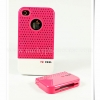 case iphone 4/4s To Cool สีชมพู