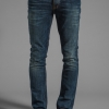 Pre order Grim Tim Organic Crushed Denim