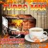 TURBO MAX COFFEE กาแฟ เทอร์โบ แมกซ์ บรรจุ 10 ซอง