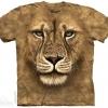 เสื้อยืด3Dสุดแนว(LION WARRIOR T-SHIRT)
