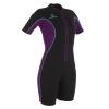 (พร้อมส่ง) TRIBORD D100 Women's Shorty ชุดดำน้ำ