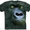 เสื้อยืด3Dสุดแนว(SILVERBACK PORTRAIT T-SHIRT)