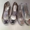 chanel shoe 005 รองเท้า chanel งานเนี๊ยบมาก ๆ สวยหรู สวมใส่สบายค่ะ