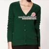 """JumBo size- เสื้อคลุมแขนยาวZara สีเขียวขี้ม้า ผ้านิ่มมากกก อันนี้ นำเสนอ จ้า สวยใส่สบาย อก 42"""" ยาว 25"""" (เสื้อคลุมพร้อมส่ง)"""