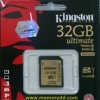 Kingston SD Ultimate 32GB 90MB/s (600X)(SDA10/32GB)
