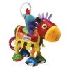 Lamaze Early Development Toy, Sir Prance A Lot ตุ๊กตาผ้าผิวสัมผัสแตกต่าง เขย่ามีเสียงกระพรวน บีบมีเสียงปิ๊ป ๆ เด็ก ๆ ชอบมากค่ะ (เทียบราคาห้างก่อนซื้อได้เลยค่ะ) ตัวไม่เล็กนะคะ ลองดูขนาดเทียบกับเด็กทารกด้านใน คุ้มค่า น่าซื้อจริง ๆ