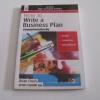 ทำแผนธุรกิจแบบมืออาชีพ (How to Write a Business Plan) Brian Finch เขียน สุกานดา จารุสมบัติ แปล***สินค้าหมด***