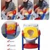 เก้าอี้หัดขับถ่าย เบาะนั่งหัดถ่าย Toilet Trainning (รับน้ำหนักได้ถึง 35 กก.) ราคาปกติ 790 บาท ร้านขายเพียง 590 บาท