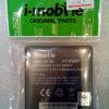 แบตเตอรี่ ไอโมบายIQ3 แท้ศูนย์ BL-166 (i-mobile IQ3)