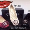chanel shoe 004 รองเท้า chanel งานเนี๊ยบมาก ๆ สวยหรู สวมใส่สบายค่ะ
