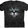 เสื้อยืด3Dสุดแนว(EMERALD EYES T-SHIRT)