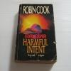 เจตนาโหด (Harmful Intent) Robin Cook เขียน วิทูรย์ 'ปฐม แปล