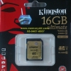 SD Kingston Ultimate 16GB 90MB/s (600X)(SDA10/16GB)