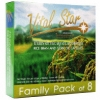 Vitalstar Family Pack of 8