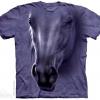 เสื้อยืด3Dสุดแนว(HORSE HEAD T-SHIRT)