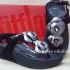 FF078 fitflop floretta2012 pewter black รองเท้าเพื่อสุขภาพ สินค้านำเข้างานชนช็อป เกรดมิลเลอร์ งานสวยมาก ๆ ค่ะ