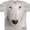 Big Face Bull Terrier Dog T-Shirts