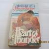 คู่แค้นแสนรัก (Heart of Thunder) Johanna Lindsey เขียน ดานนท์ แปล***สินค้าหมด***
