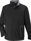 SPLICE MEN'S SOFT SHELL JACKET WITH LASER WELDING