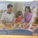 รีแอคชั่นเทรนนิ่งเกม(Reaction training game