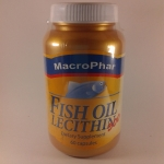 Macro Phar FishOil+Lecithin500 (60&#39;s)