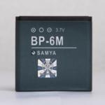 แบตเตอรี่ โนเกีย (Nokia) BP-6M