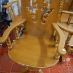 เก้าอี้หมุนใหญ่