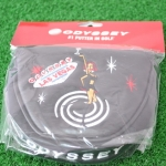 (New) Odyssey Las Vegas Girl Mallet Magnetic Putter Headcover