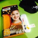 AIRCARD 3G TRUE (E3531) 21.6Mbps (Unlock SIM)