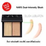 ( ซื้อ2ตลับส่งฟรี คละสีได้) ลด43%* NARS Dual-Intensity Blush นาร์บลัชออน สีJubilation 6 กรัม เคาเตอร์ไทย มีกล่อง เป็นโทน ชิมเมอร์ทองและสีนู้ดพีช