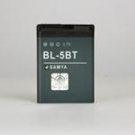 แบตเตอรี่ โนเกีย (Nokia) BL-5BT