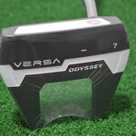 "(New) Putter Odyssey Versa Black 7 Length:35"" พร้อม cover"