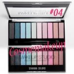Sivanna Makeup Studio Pro Eyeshadow palette #04