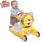 จัดส่งฟรี : รถขาไถ / รถผลักเดิน Bright Starts รุ่น Have a Ball 3 in 1 Step & Ride Lion