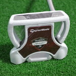 "(New) Putter TaylorMade Ghost Spider S Length:35"" พร้อม cover"