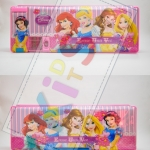 กล่องดินสอ2ชั้น ลายการ์ตูน Princess 22