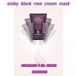 เครื่องสำอาง Sisley Black Rose Cream Mask 4 ml.มาร์คม่วง เป็น Best Seller ครีมมาสก์เนื้อละมุน บำรุงผิวล้ำลึก 3 ปฏิบัติการ ภายใน 15 นาที พลิกฟื้นผิวหม่นโรยรา สู่ความสดใสด้วยสารสกัดเอกสิทธิ์ของซิสเล่ย์