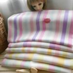 JUNE59.Pack2 : ผ้าจัดเซตผ้าคอตตอนซื้อในไทย (27x50 cm) 5 ชิ้น