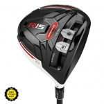 NEW TAYLORMADE R15 DRIVER 10.5* / FUJIKURA SPEEDER 57 EVOLUTION FLEX S