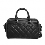 2014 MNG quilted bowling bag with pocket