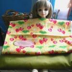 JULY59.Pack1 : ผ้าจัดเซตผ้าอเมริกา27x45 cm+ ผ้าลูกฟูกในไทย 50x55 cm