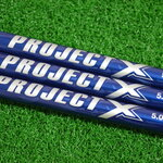 "(New) Project X 5.0 Blue Graphite Shaft Uncut 46"" Flex Regular"